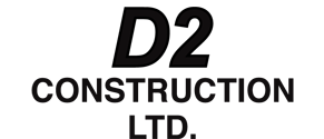 D2 Construction Logo