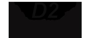 D2 Construction Logo